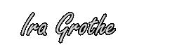 Ira Grothe