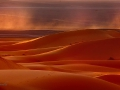 Late afternoon Sahara